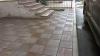 """Тротуарная плитка """"две доски'"""
