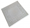 Тротуарная плитка Орнамент 30х30
